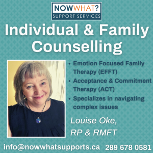 Read more about the article Family Counselling: Managing the 'Now what? Moments