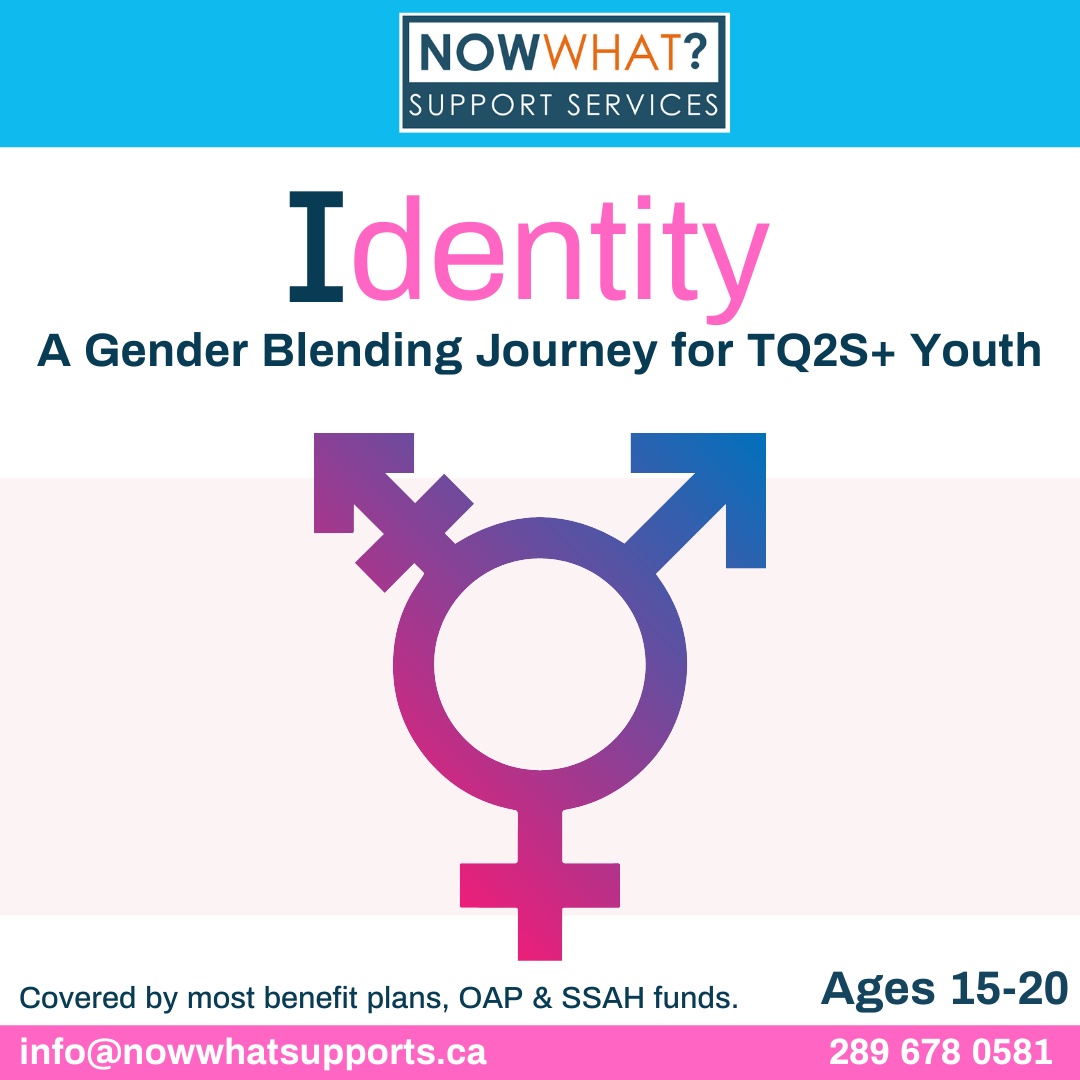 Read more about the article Identity : Navigating Gender for TQ2S+ Youth